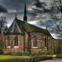 Repton Church 2