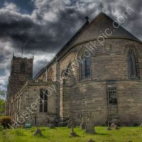 Tutbury Church