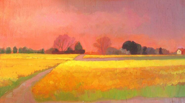 Hannath  Road  Daffodil  Fields