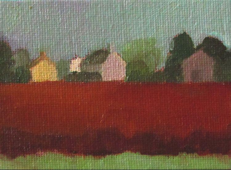 Leverington early autumn