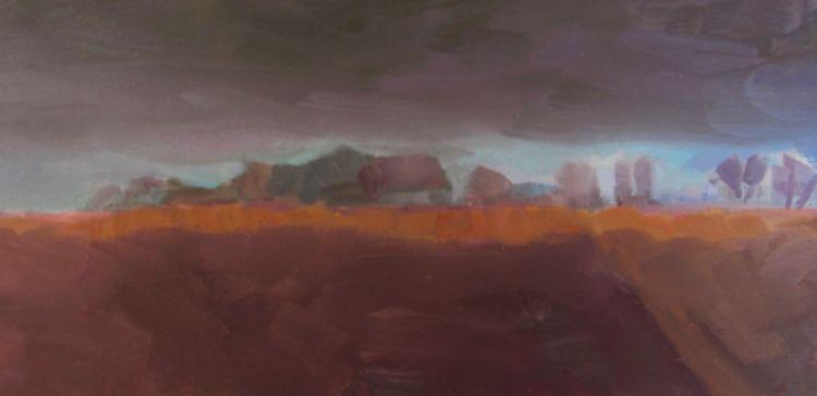 Stormy Day Holbeach Hurn