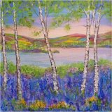 Bluebells VI   SOLD