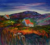 Eriskay, Autumn evening