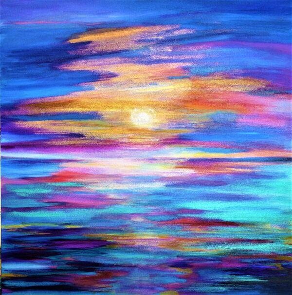 Kaleidoscope Sky SOLD