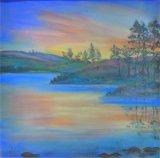 Knapps Loch, sunrise