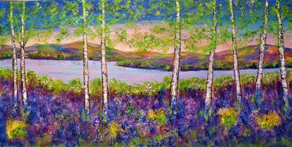 Lomond bluebells SOLD