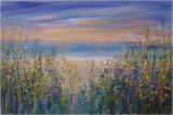Meadow by the sea  SOLD