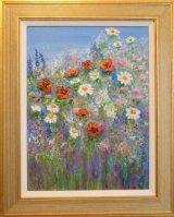 Poppy field SOLD