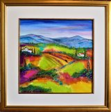Tuscan evening I SOLD