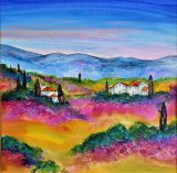 Tuscan Evening II