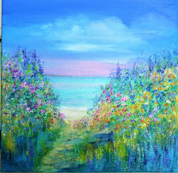 Path to the shore SOLD