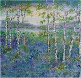 Spring Woodland VII   SOLD