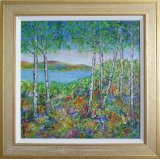 Summer by the Loch   SOLD