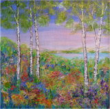 Summer woodland  SOLD