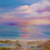 West coast summer sky SOLD