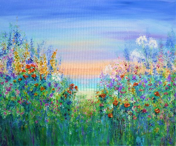 wildflowers 5 SOLD