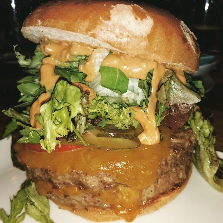 The Berlin Burger