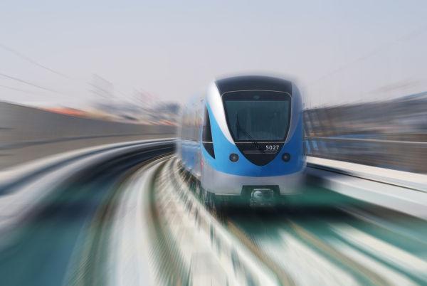 Dubai Metro 5027