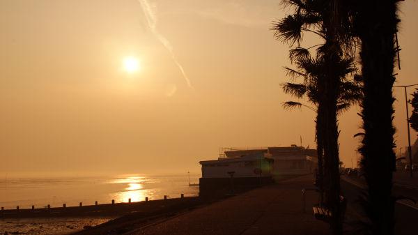 Sunset Southend On Sea