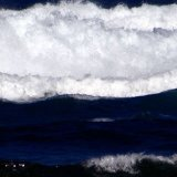 Swell at Perranporth