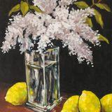 Lilac and lemons