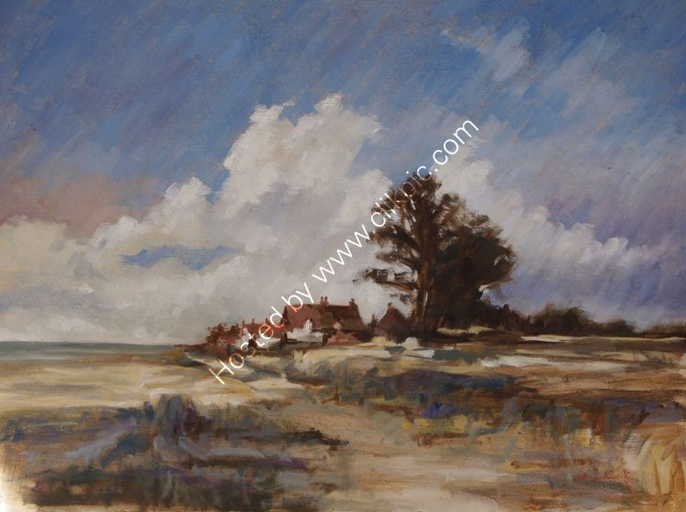 Norfolk coast (Seago)