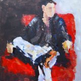 red chair 19