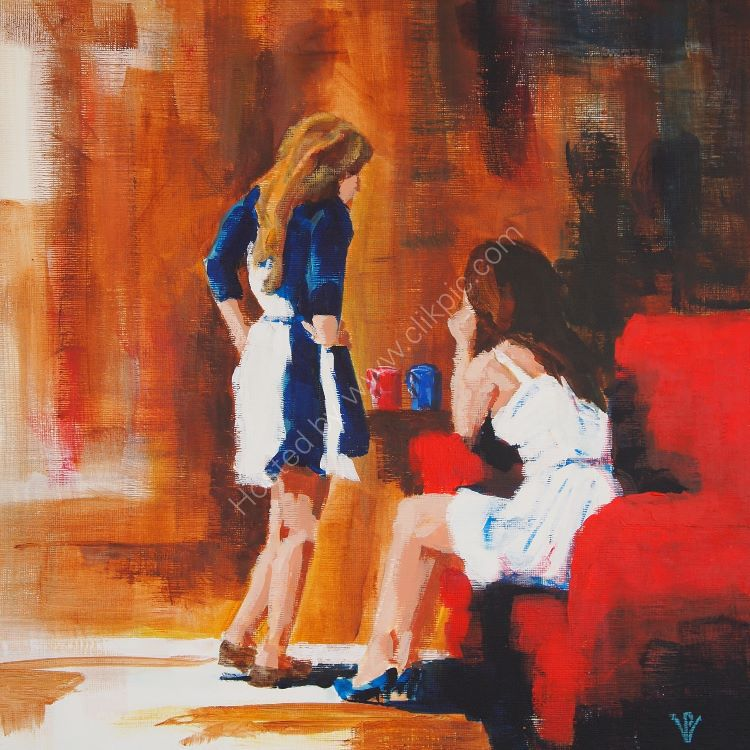 red chair 30