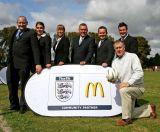 Sir Geoff Hurst Soccer Coaching Scheme