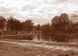 Bakewell Sepia Tinted