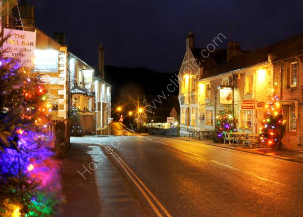 NJO Photography: Castleton Christmas Lights