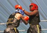 MacMillan Charity Boxing Event,Sheffield.