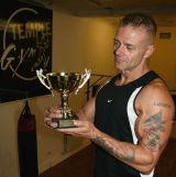 Champion Weight Lifter.