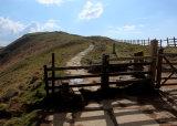 Gate on the Great Ridge.