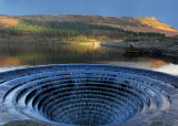 Ladybower Reservoir,Upper Derwent Valley,Derbyshire.