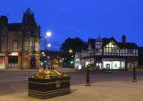Matlock Town Centre.