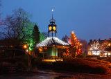 Hall Leys Park Clocktower.