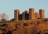 Riber Castle.