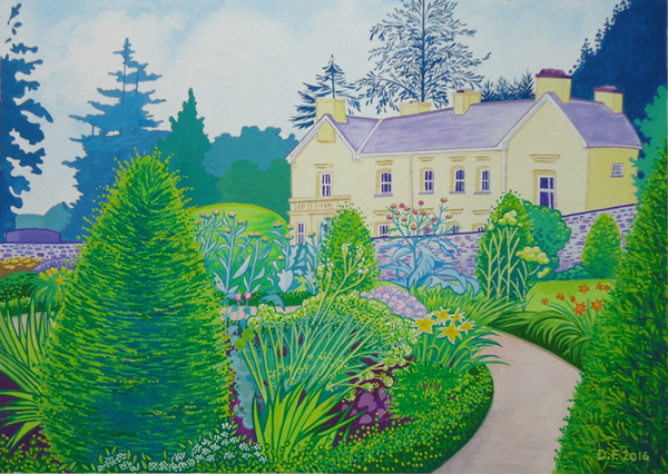 Aberglasney, House & Garden