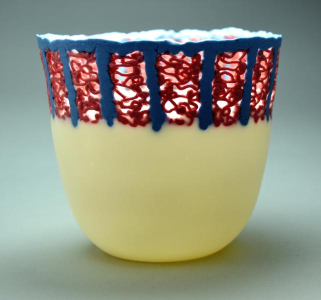 Filigree Vase