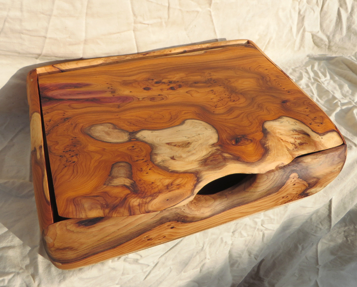 Spalted Box