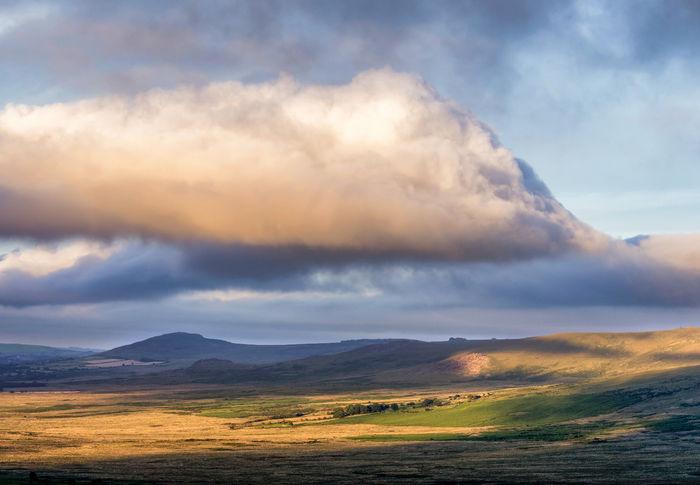 Preseli Hils Storm Cloud