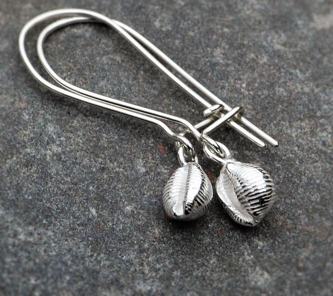 Cowry Earrings