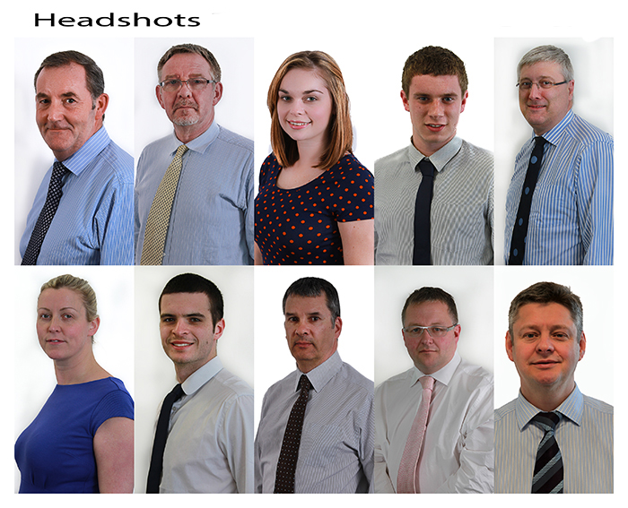 Wigan head shot photography