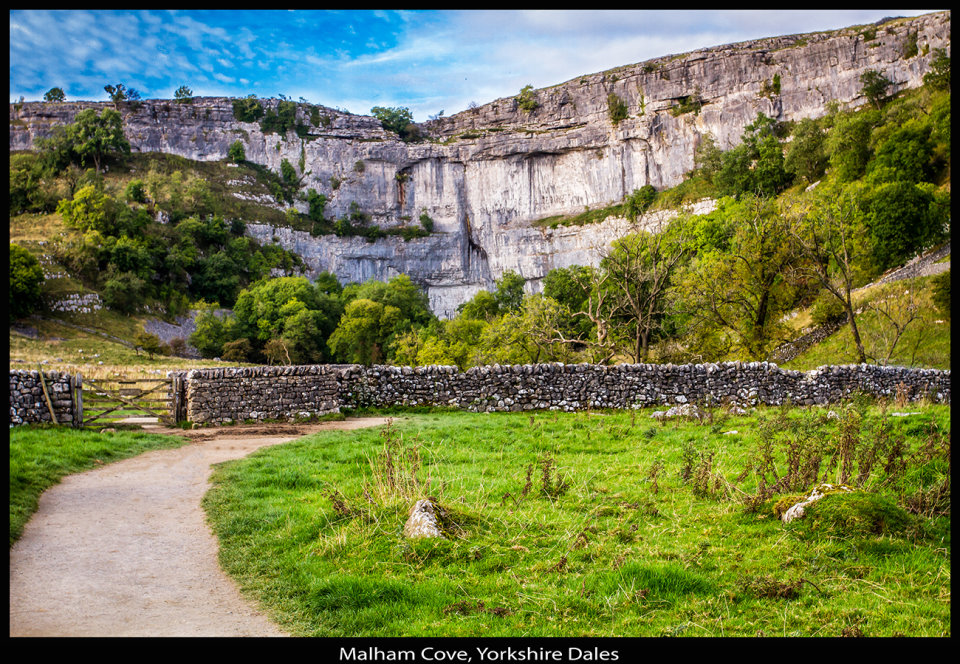 Malham Landscape Workshop