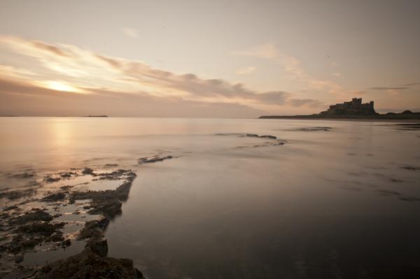 Bamburgh dawn 1