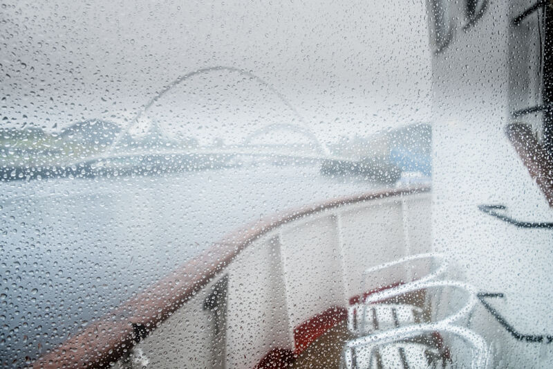 Boat trip on the Tyne