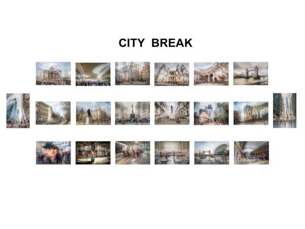City Break panel