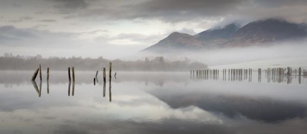 Mist over Derwent