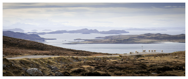 View to the Summer isles